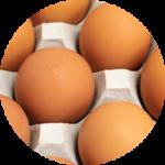 パイエッグ(赤卵)